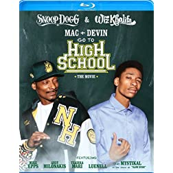 Mac &amp; Devin Go to High School [Blu-ray]