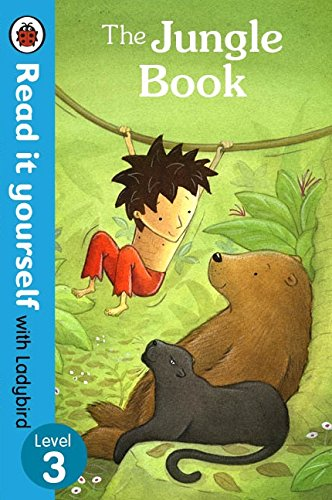 The Jungle Book. Read It To Yourself. Level 3 (Read It Yourself Level 3)