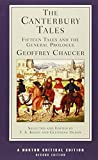 img - for The Canterbury Tales: Fifteen Tales and the General Prologue (Norton Critical Editions) book / textbook / text book
