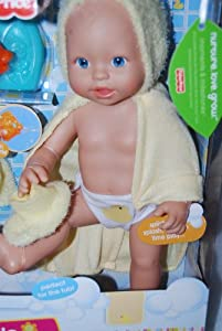 Little Mommy Scrub-A-Dub-Dub Doll