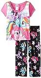 My Little Pony Big Girls' Dashing Pony Trio 2-Piece Pajama Set