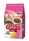 キャネット キャネットチップ 毛玉サポートお肉とお魚ミックス 2.7kg