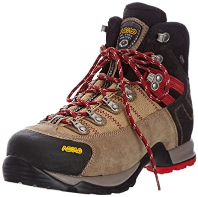 Asolo Mens Fugitive GTX Hiking Suede Boot by Asolo