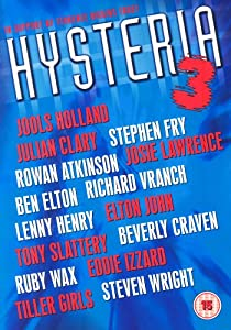 Stephen Fry Presents - Hysteria 3 [DVD]