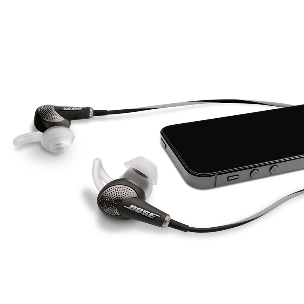 Bose QuietComfort 20i 顶级高性能主动降噪入耳式耳机,现仅9.00 - 第1张  | 淘她喜欢