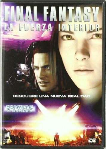 Final Fantasy: La fuerza interior (Edición especial) [DVD]
