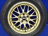 DUNLOP(ダンロップ) サマータイヤ・ホイール4本セット●タイヤ : ダンロップ EC202 サイズ : 205/60R16●ホイール: スバル BBS サイズ : 1665+46-5H100(サマータイヤ 夏タイヤ 中古 タイヤ ホイール 純正 205/60-16)【中古】