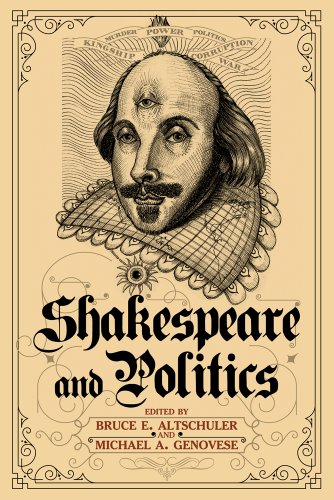 Image for publication on Shakespeare and Politics: What a Sixteenth-Century Playwright Can Tell Us about Twenty-First-Century Politics