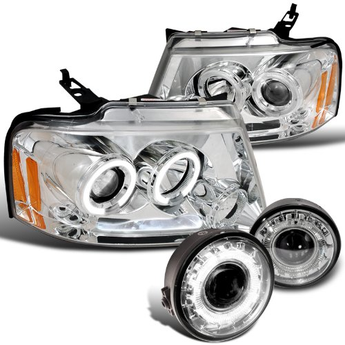 Halo Led Projector Headlights