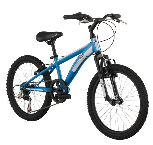 Diamondback 2013 Cobra Junior Mountain Bike with 20-Inch Wheels  (Blue, 20-Inch/Boys)