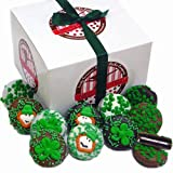 Belgian Chocolate St. Patrick's Day Oreos®- Gift Box of 12
