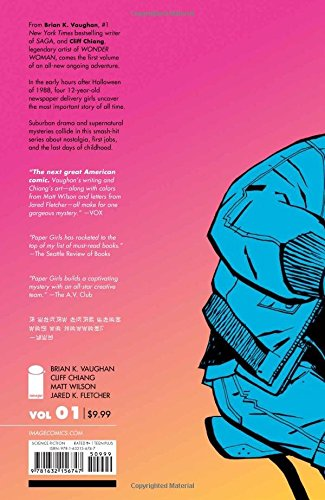 Paper Girls Volume 1