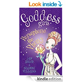 Persephone the Phony: Goddess Girls: Book 02