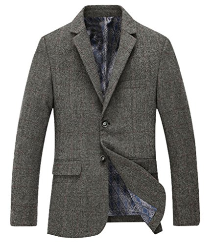 Yasong-Men-Tailored-Tweed-Blazer-Jacket-Wool-Coat