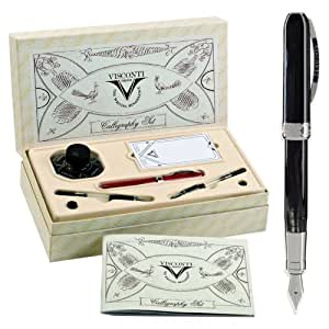 Visconti rembrandt calligraphy set pen sets Elegant writer calligraphy pens