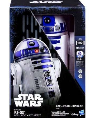 Star Wars Smart App Enabled R2-D2 Remote Control Robot RC (Ninjas Robots compare prices)