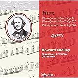 Herz: Piano Concertos Nos. 1, 7 & 8