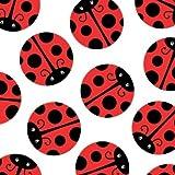 "Ladybug Party Supplies 13"" Luncheon Napkins (18 ct)"