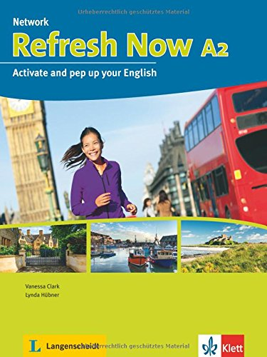 network-now-refresh-now-a2-activate-and-pep-up-your-english-students-book-mit-2-audio-cds
