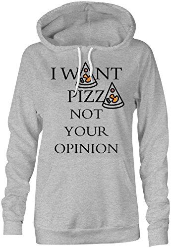 i-want-pizza-not-your-opinion-hoodie-kapuzen-pullover-frauen-damen-hochwertig-bedruckt-mit-lustigem-