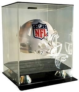 NFL Atlanta Falcons Floating Mini Helmet Display Case by Caseworks