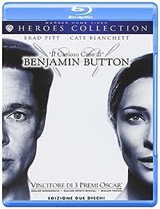 Il curioso caso di Benjamin Button(+copia digitale) [Blu-ray] [IT Import]