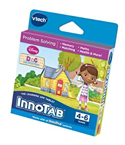 Vtech Innotab Systems Doc McStuffins Problem Solving Game (Se distribuye desde Reino Unido)