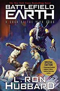 Battlefield Earth: Saga Of The Year 3000 by L. Ron Hubbard ebook deal