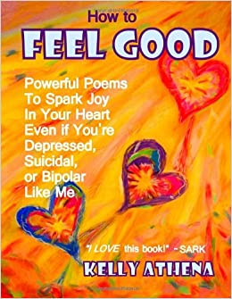 how to feel good when depressed
