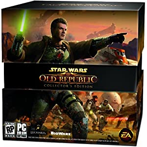Star Wars: The Old Republic Collector's bundle Video Game for Windows