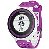 Garmin Forerunner 220 - White/Violet (Certified Refurbished)