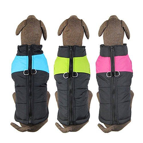 CHNS-Comfortable-Pet-Dog-Clothes-Winter-Warm-Vest-Jacket-Coat-Sport-Clothing