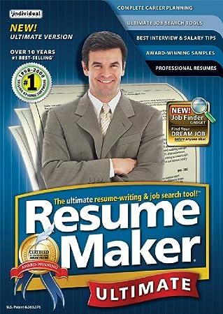 ResumeMaker Professional Ultimate V4  [Download]