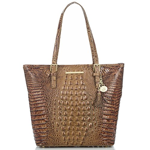 Asher Tote<br>Toasted Almond Melbourne