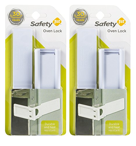 Dorel Junenille/ Safety 1st #00241 Oven Lock (Pack of 2)