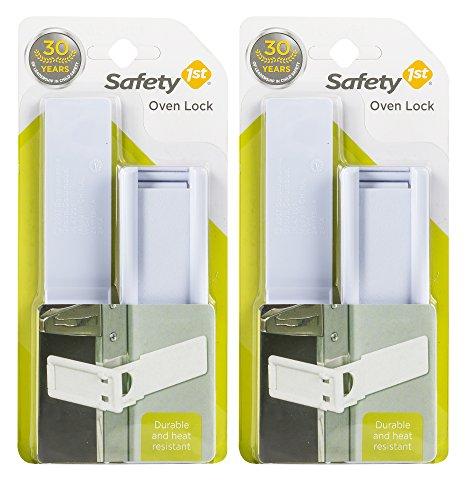 Dorel Junenille/ Safety 1st #00241 Oven Lock (Pack of 2)