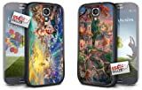 Disney Little Mermaid and Lady and the Tramp Hard Case COMBO TWO PACK for Samsung Galaxy S5