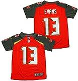 Tampa Bay Buccaneers Mike Evans # 13 NFL Big Boys Replica Jersey - Red