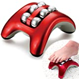 足裏ケア マッサージ 振動 でこぼこローラー 軽量コンパクト スマートケア ブルフット