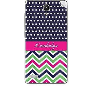 Skin4Gadgets Kaushalya Phone Skin STICKER for REDMI NOTE PRIME