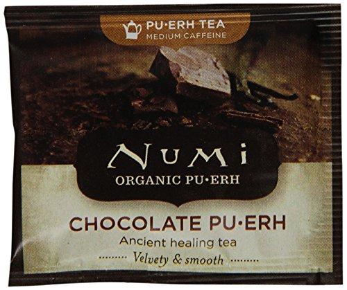 Numi Chocolate Pu-Erh, 100 Count