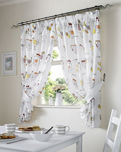 chickens-kitchen-white-net-curtains-red-natural-46-x-42-pair-ready-made-pencil-pleat-with-tie-backs-