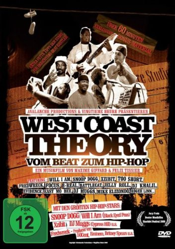 West Coast Theory - Vom Beat zum Hip-Hop, DVD