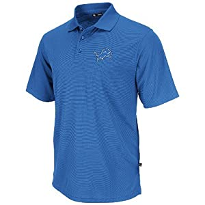 Detroit Lions Majestic NFL Defensive Line Performance Polo Shirt by VF