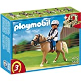 Playmobil 5109 Country Riding School Horse with Stall