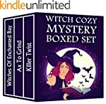 Witch Cozy Mystery Boxed Set