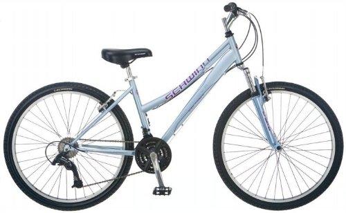 Schwinn Women's High Timber Bicycle (Light Blue)
