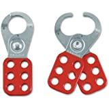 Master Lock Lockout Hasp with Vinyl Coated Handle