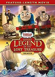 Thomas & Friends: Sodor's Legend of the Lost Treasure [DVD]
