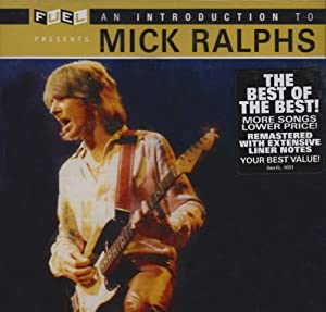 Introduction To Mick Ralphs [Us Import]